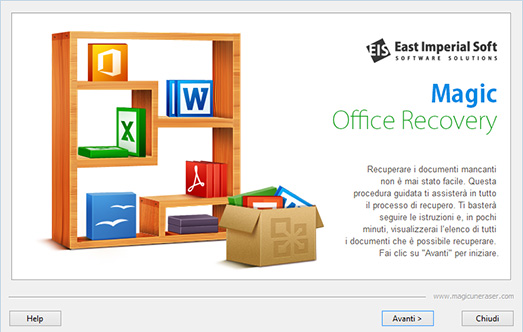 Semplice Office Recovery