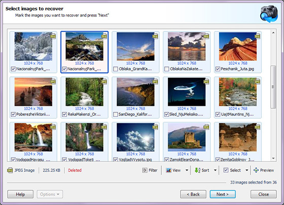 Photo Recovery Wizard: do it yourself with easy