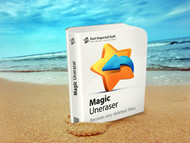 Magic Uneraser is a new-generation data recovery tool