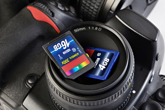 Can't access a 64 GB SD card: the exFAT file system