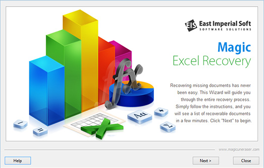 Recovering Excel Spreadsheets Made Easy