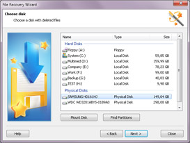File recovery software: the easy way