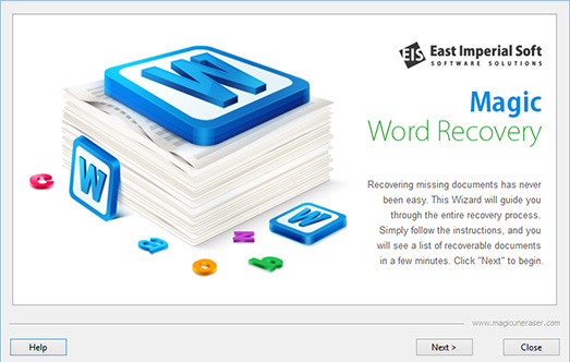 Three Easy Steps to Recover Word Documents